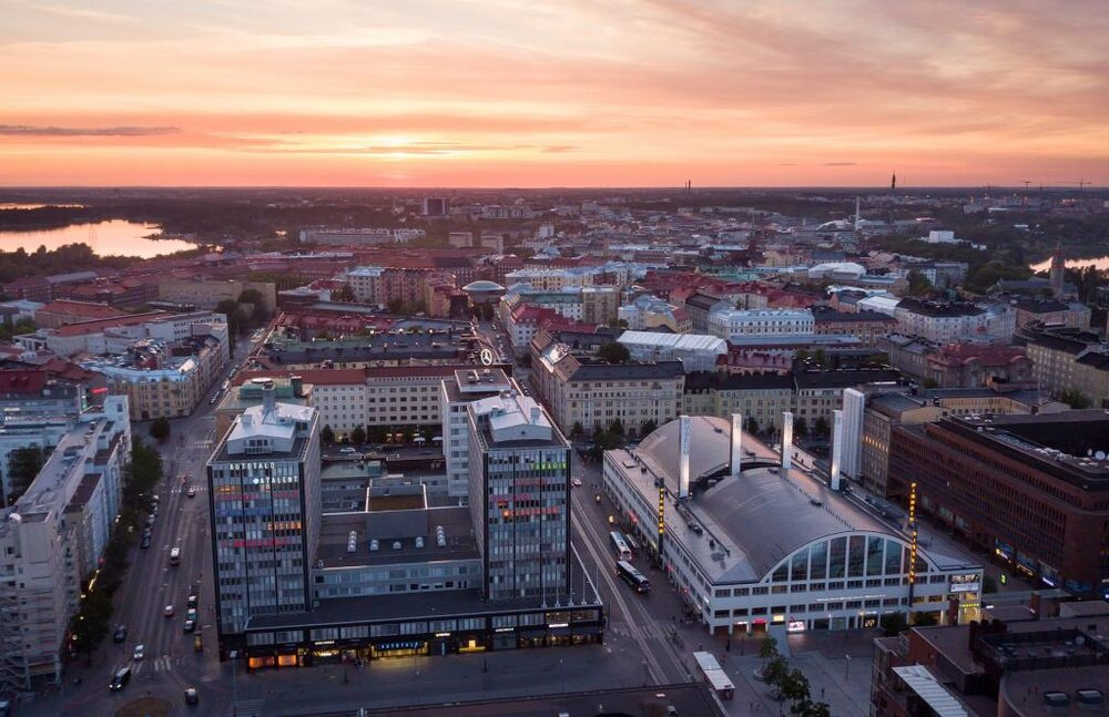 """حمالیت مالی فنلاند از پروژههای شهری """"کربن صفر"""""""