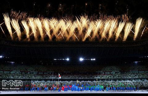 آتش بازی  پارالمپیک توکیو 2020