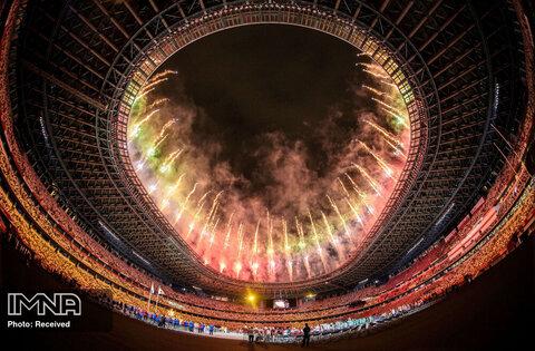 مراسم افتتاحیه بازیهای پارالمپیک 2020 توکیو - استادیوم المپیک