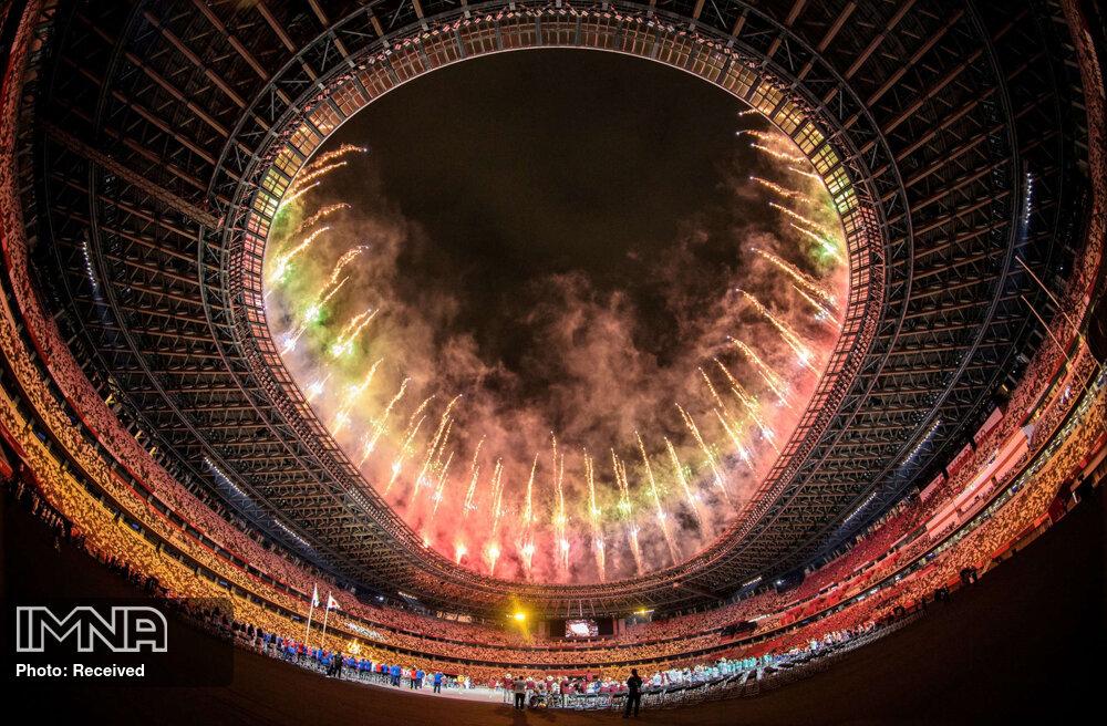 مراسم افتتاحیه پارالمپیک توکیو