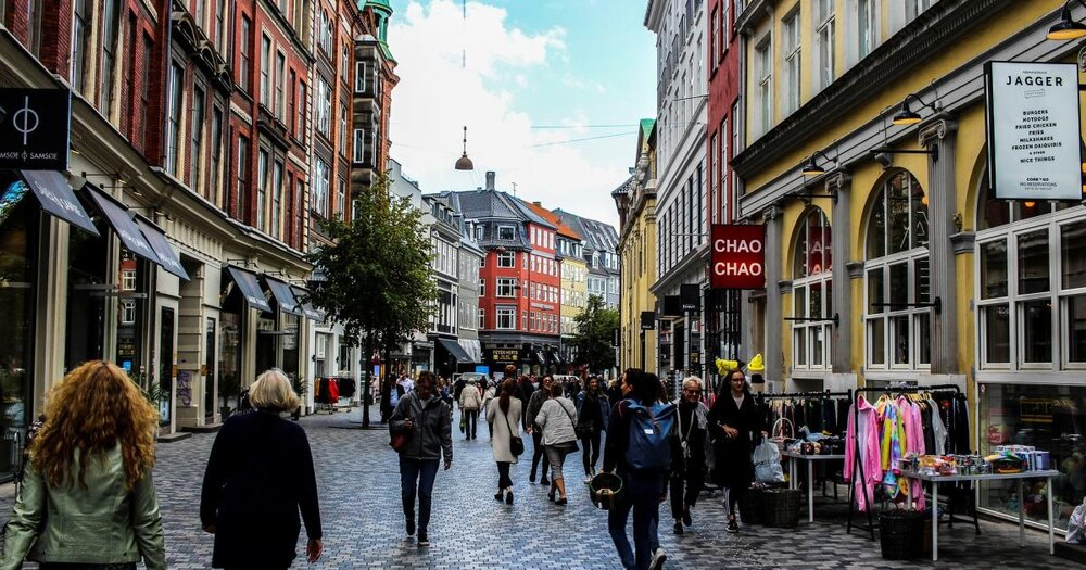 حذف پارکینگهای کپنهاگ به نفع افراد پیاده