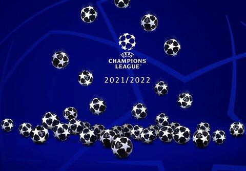 سیدبندی قرعهکشی مرحله گروهی لیگ قهرمانان اروپا مشخص شد + عکس