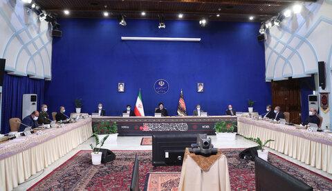 هیئت دولت به استاندار منتخب سیستان و بلوچستان رأی اعتماد داد