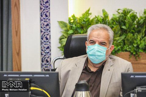 جلسه انتخاب شهردار اصفهان
