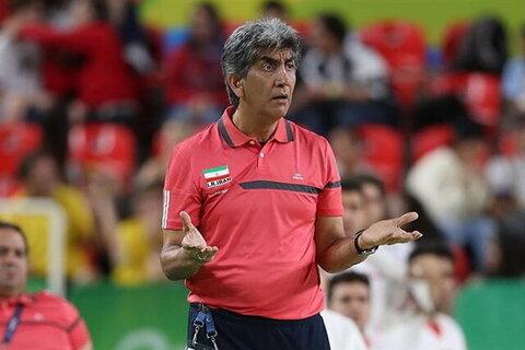 آقاکوچکی: فکر نمی کردم با این اختلاف امتیاز مقابل استرالیا ببازیم