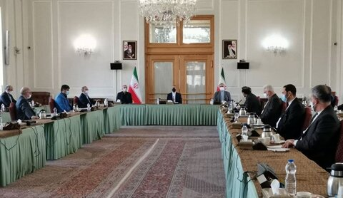 نخستین نشست مشترک وزارتخانههای بهداشت و امورخارجه برگزار شد