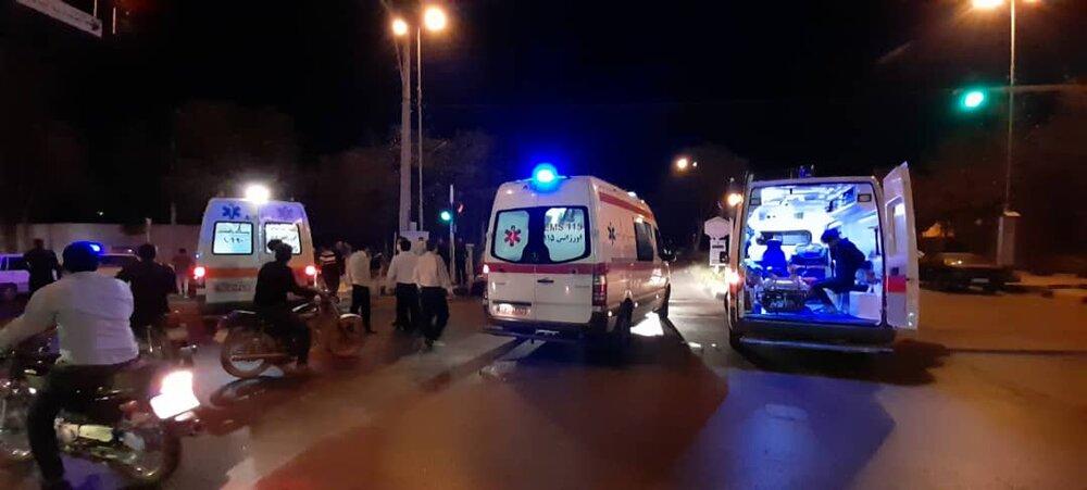 اورژانس نسبت به اعتراض نیروهای فوریت های پزشکی خویشتنداری کند
