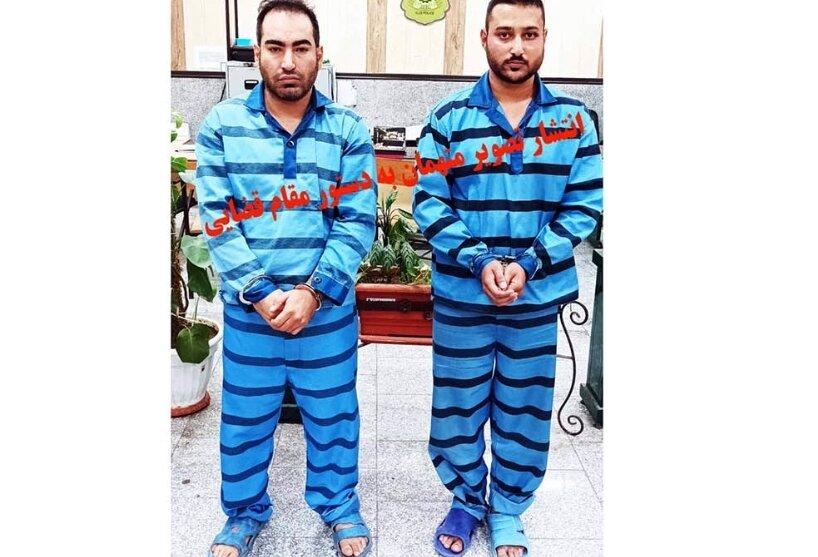 آزار شیطانی دختران تهرانی در پژوی ۲۰۶ سفید رنگ + عکس چهره متهمان