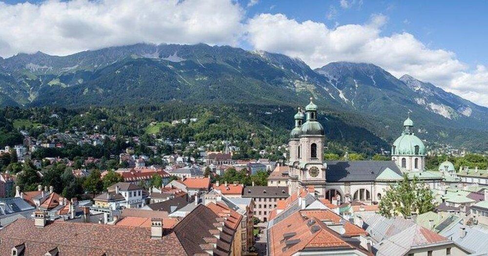 طرح شهر ورزشهای زمستانی اتریش برای پیادهراه سازی