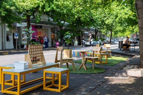 استراتژیهایی کارآمد برای احیای فضاهای عمومی