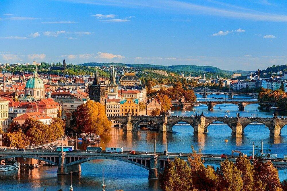 جشنواره فولکلور چک؛ متفاوت با سالهای گذشته