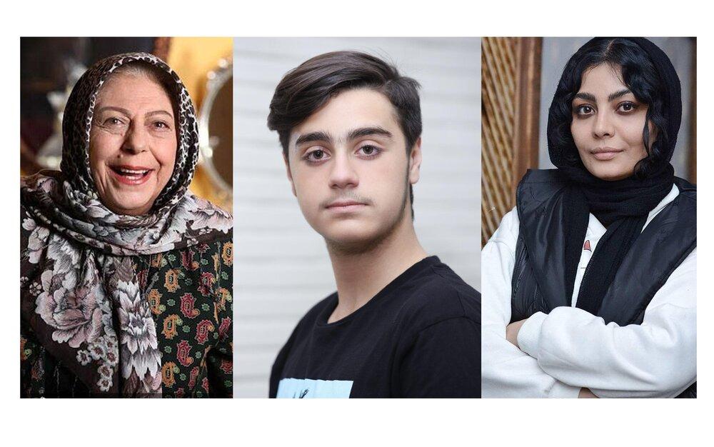 ۳ بازیگر جدید به «پریسان» پیوستند