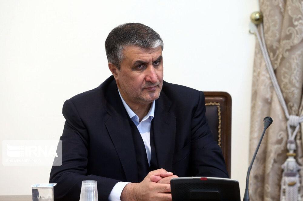 اسلامی: مذاکرات با آژانس در حاشیه اجلاس آینده ادامه مییابد