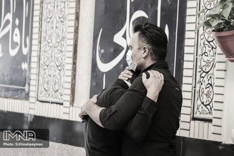 مرگ؛ روزمرگی این روزها_ باغ رضوان اصفهان