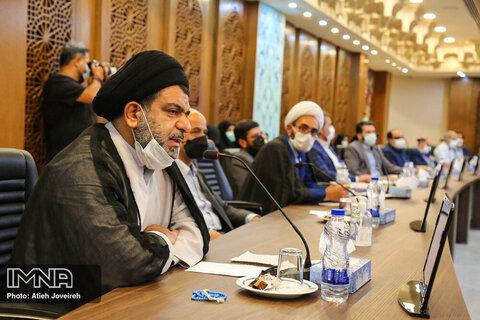 نشست وزیر فرهنگ و ارشاد اسلامی