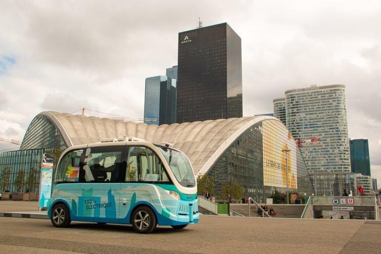 چشماندازهای آینده حمل و نقل شهری