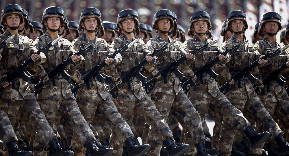 چین برای جنگ با آمریکا آماده میشود؟