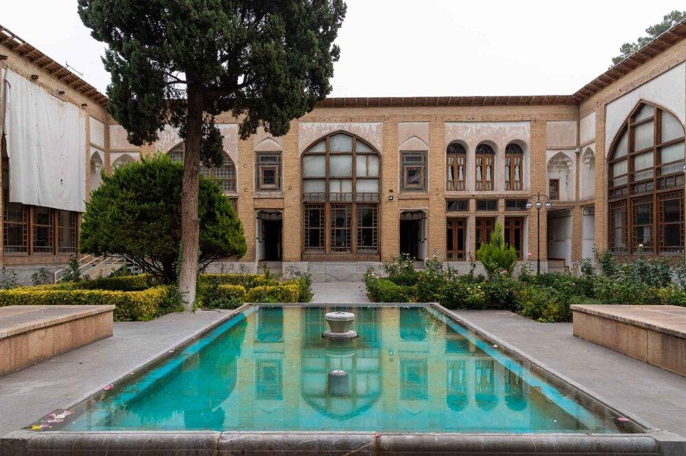 مرمت «موزه هنریهای تزئینی اصفهان» به کجا رسید؟