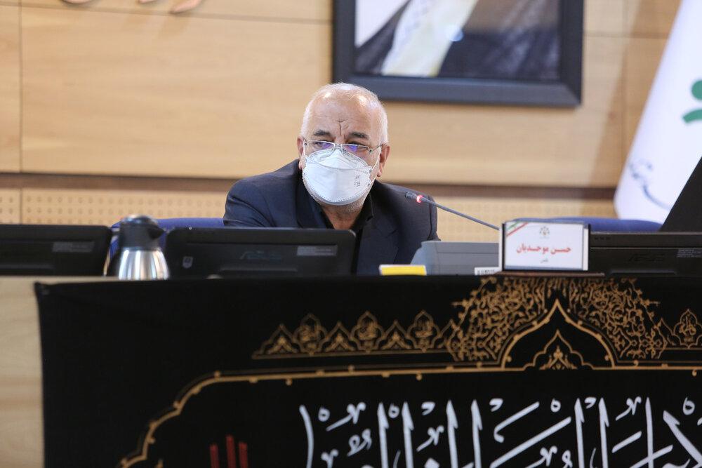 انتخاب شهردار مشهد با تکیه بر بیانیه گام دوم انقلاب است