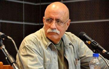 هوشنگ گلمکانی و تمجید از تازهترین کتاب منصور ضابطیان