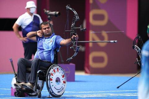حذف نماینده پارا تیروکمان ایران از پارالمپیک توکیو