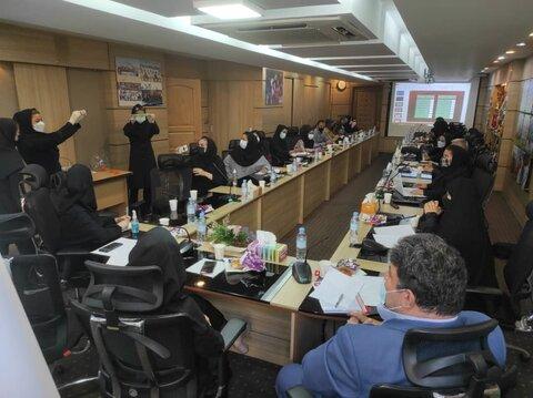 جلسه قرعه کشی لیگ برتر فوتسال بانوان برگزار شد