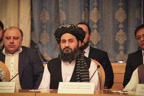 ملاغنی برادر وزیر خارجه حکومت طالبان شد