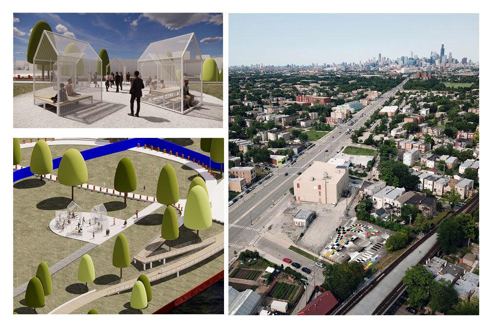 «شهر در دسترس» موضوع دوسالانه معماری شیکاگو ۲۰۲۱