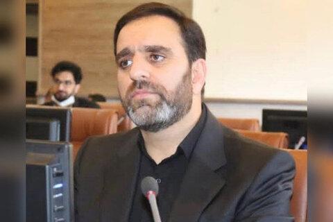 سید مسعود حسینی شهردار همدان شد