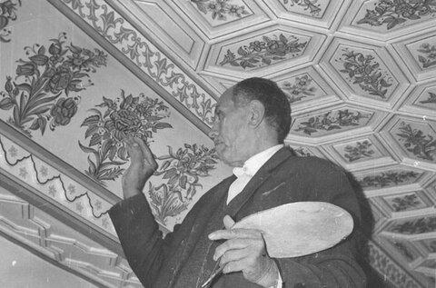 استاد هنر نقاشی گل و مرغ در مکتب شیراز درگذشت