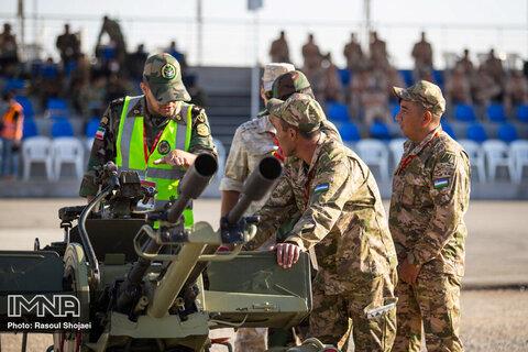 مرحله پنجم مسابقات بین المللی ارتش های جهان