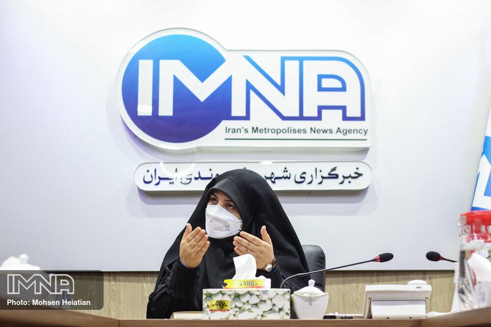 زنان در نگاه تنها عضو زن شورای شهر اصفهان