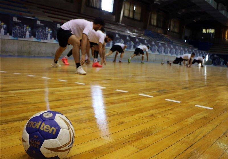 دعوت از ۲۸ بازیکن برای حضور در سومین اردوی تیم ملی هندبال جوانان