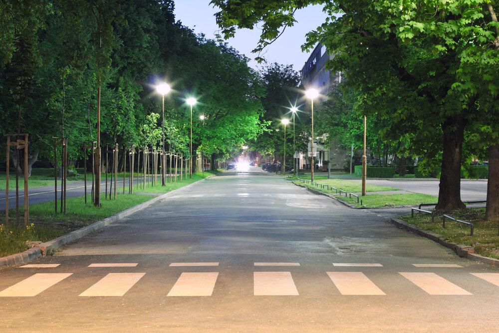 اجرای طرح روشنایی گذرگاههای عابر پیاده شهر