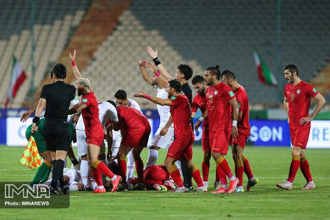 مرحله نهایی انتخابی جام جهانی قطر؛ ایران _ سوریه