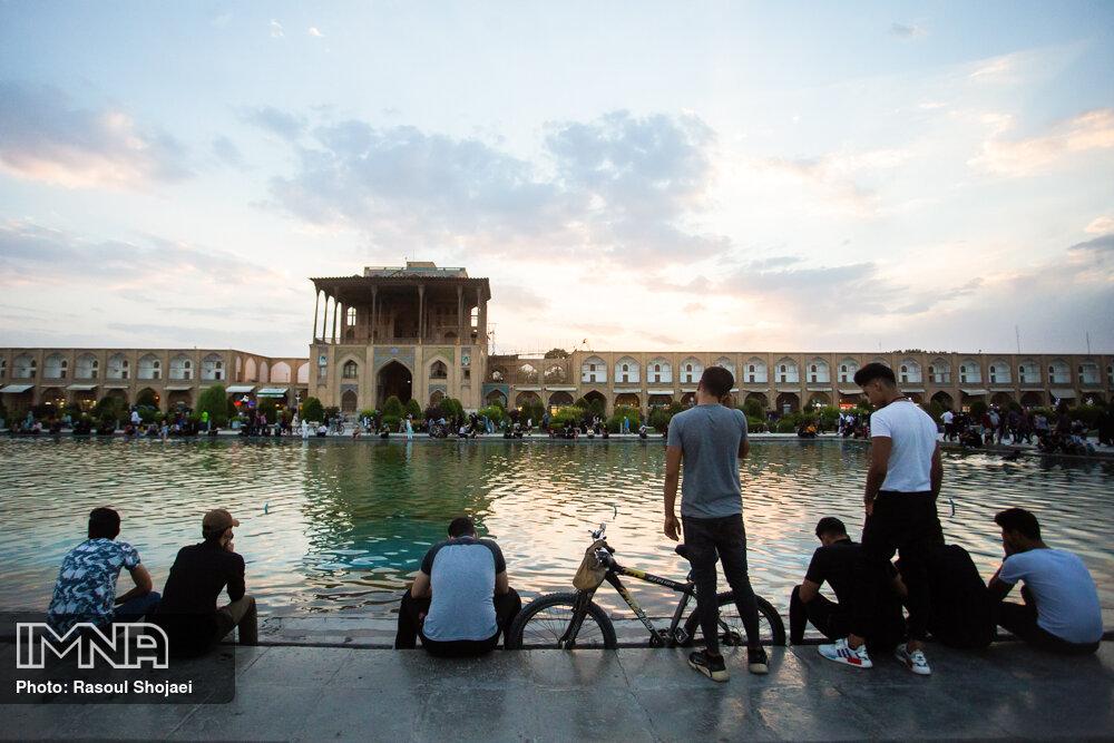 پیشبینی افزایش ابر در مناطق غربی و شمال غربی اصفهان از روز یکشنبه