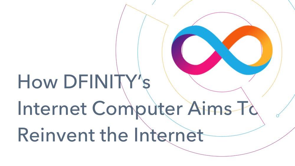 ICP اینترنت کامپیوتر + سرعت، حاکمیت و آینده دفینیتی