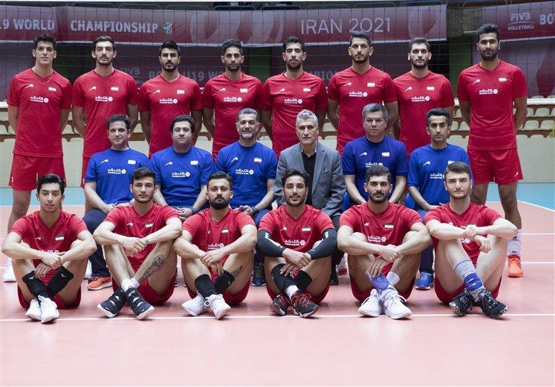 اعلام اسامی ۱۴ بازیکن تیم ملی ایران