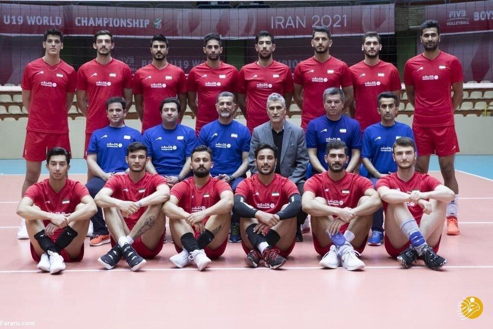 ایران ۳ تایلند صفر / پیروزی مقتدرانه ایران در دومین دیدار