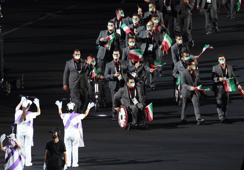 ارائه بیش از ۲۱۰ جلسه خدمات پزشکی به کاروان پارالمپیک ایران