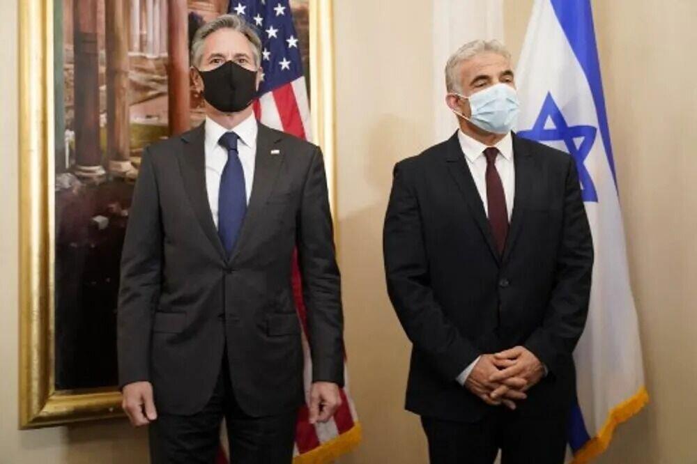 گفتگو وزیران خارجه رژیم صهیونیستی و آمریکا درباره ایران و افغانستان