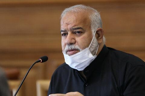 حبیب کاشانی خزانهدار شورای شهر تهران شد