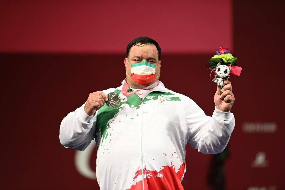منصور پورمیرزایی نایب قهرمان وزنهبرداری در پارالمپیک توکیو + بیوگرافی و افتخارات