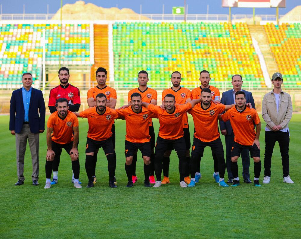 چشم اندازمان رسیدن به لیگ برتر فوتبال کشور است/ در مسیر حرفهای شدن فوتبال گام برداشتیم