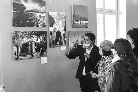 نمایشگاه عکس اصفهان در سنپترزبورگ