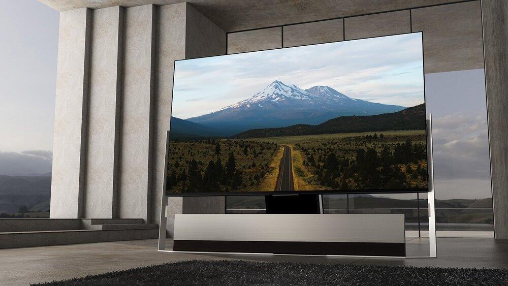 تلویزیون ۸۵ اینچی TCL 9X معرفی شد
