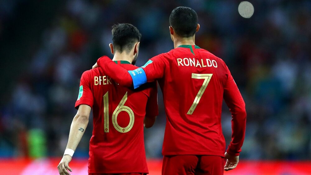 برونو و رونالدو، اتحاد پرتغالی شیاطین سرخ