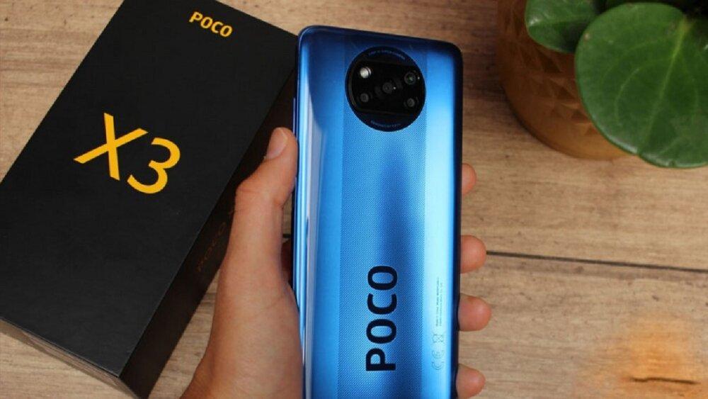 مقایسه گوشی شیائومی POCO X3 و سامسونگ Galaxy A52+ لیست جزئیات