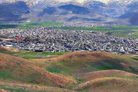 ایجاد المانهای شهری متناسب با فرهنگ محلی در فارسان