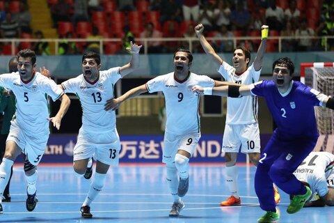 برنامه بازی های مرحله یک هشتم نهایی جام جهانی فوتسال